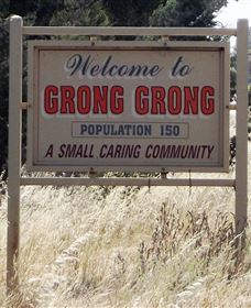 Grong Grong Earth Park - Accommodation Yamba