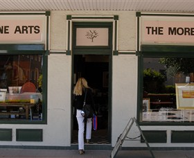The Moree Gallery - Accommodation Yamba