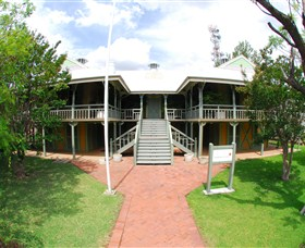 Moree Lands Office Historical Building - Accommodation Yamba