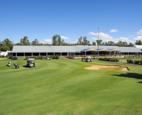 Yarrawonga Mulwala Golf Club Resort - Accommodation Yamba