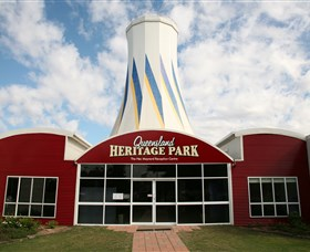 Queensland Heritage Park - Accommodation Yamba