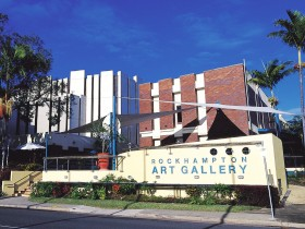 Rockhampton Art Gallery - Accommodation Yamba