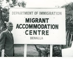 Benalla Migrant Camp Exhibition - Accommodation Yamba
