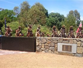 Light Horse Memorial - Accommodation Yamba