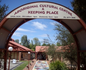 Armidale and Region Aboriginal Cultural Centre and Keeping Place - Accommodation Yamba