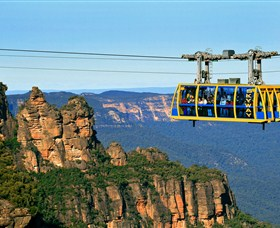 Greater Blue Mountains Drive - Blue Mountains Discovery Trail - Accommodation Yamba