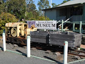 Burrum and District Mining Museum - Accommodation Yamba
