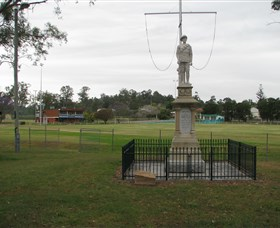 Ebbw Vale Memorial Park - Accommodation Yamba