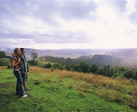 Mallanganee Lookout - Accommodation Yamba