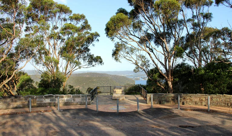 Staples lookout - Accommodation Yamba