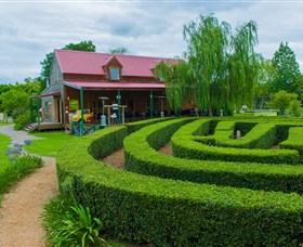 Amazement Farm and Fun Park / Cafe and Farmstay Accommodation - Accommodation Yamba