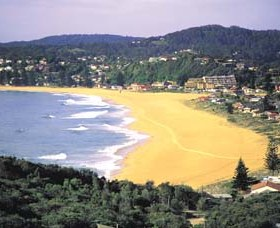 Avoca Beach - Accommodation Yamba