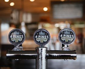 4 Pines Brewing Company - Accommodation Yamba