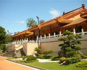 Chung Tian Temple - Accommodation Yamba