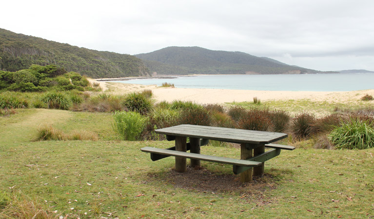 Depot Beach picnic area - Accommodation Yamba