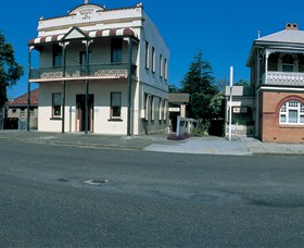 Wingham Self-Guided Heritage Walk - Accommodation Yamba