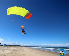Skydive Oz Batemans Bay - Accommodation Yamba