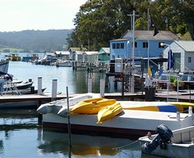 Narooma Marina - Accommodation Yamba