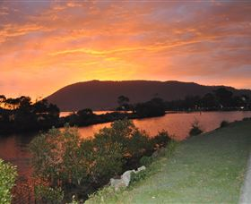 North Brother Mountain - Accommodation Yamba