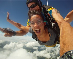 Gold Coast Skydive - Accommodation Yamba