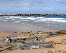 Turners Beach - Accommodation Yamba