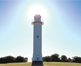 Yamba Lighthouse - Accommodation Yamba