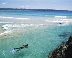 Merimbula Main Beach - Accommodation Yamba