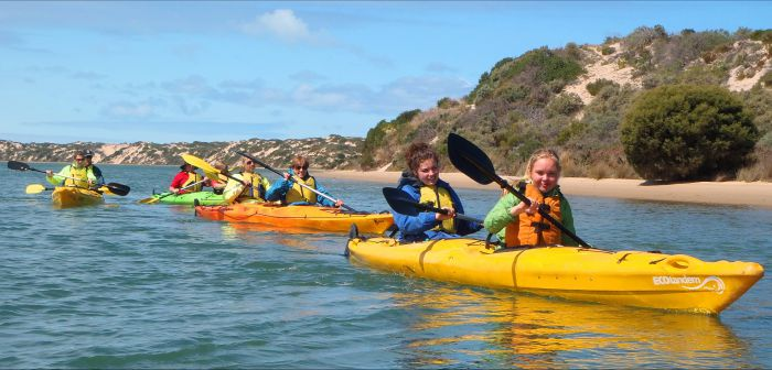 Canoe the Coorong - Accommodation Yamba