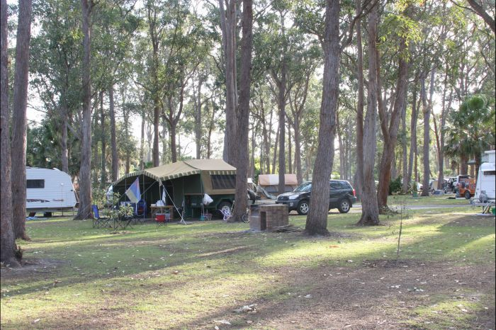 Darlington Beach NRMA Holiday Park - Accommodation Yamba