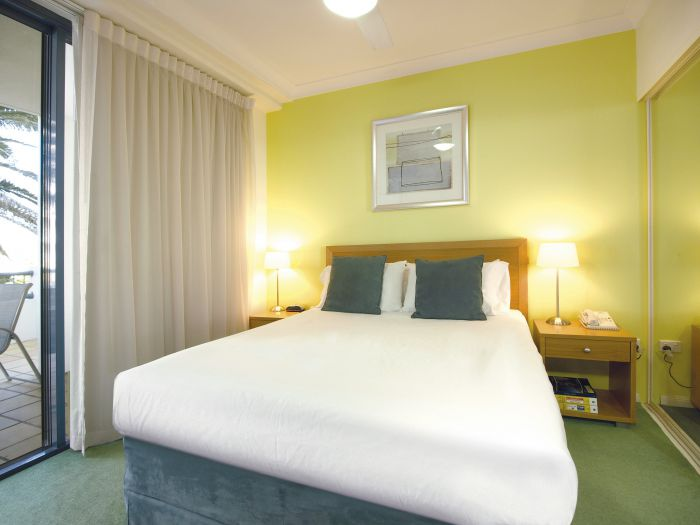 Oaks Calypso Plaza - Accommodation Yamba