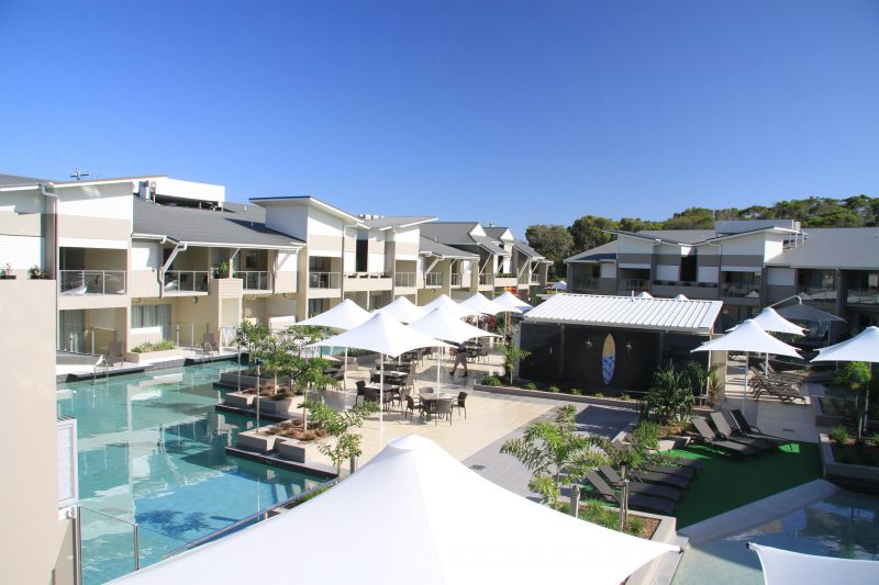 Lagoons 1770 Resort and Spa - Accommodation Yamba