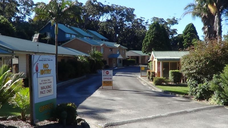 Sussex Inlet Holiday Centre - Accommodation Yamba