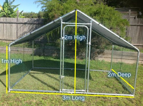 Maryriver Cages For Chickens Dogs Poultry - Accommodation Yamba