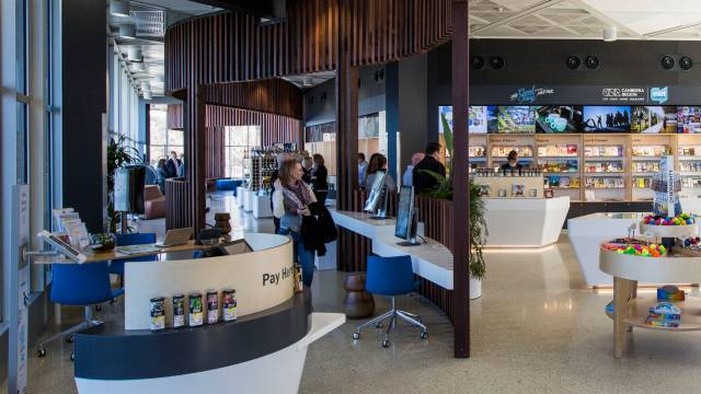 Canberra and Region Visitors Centre - Accommodation Yamba