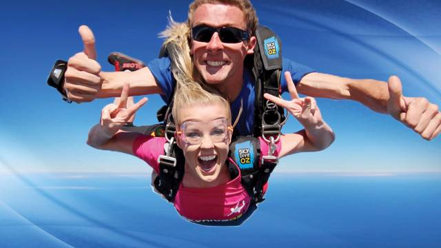 Skydive Oz Canberra - Accommodation Yamba