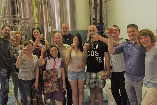 CanBEERa Explorer Capital Brewery Full-Day Tour - Accommodation Yamba
