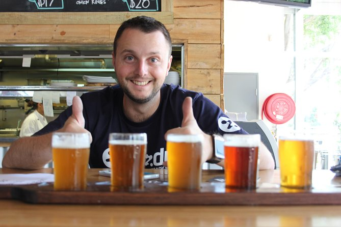 Capital 3in3 - 3 Craft Beer Hotspots in 3 Hours - Accommodation Yamba