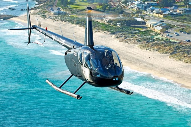 Perth Beaches Helicopter Tour from Hillarys Boat Harbour - Accommodation Yamba