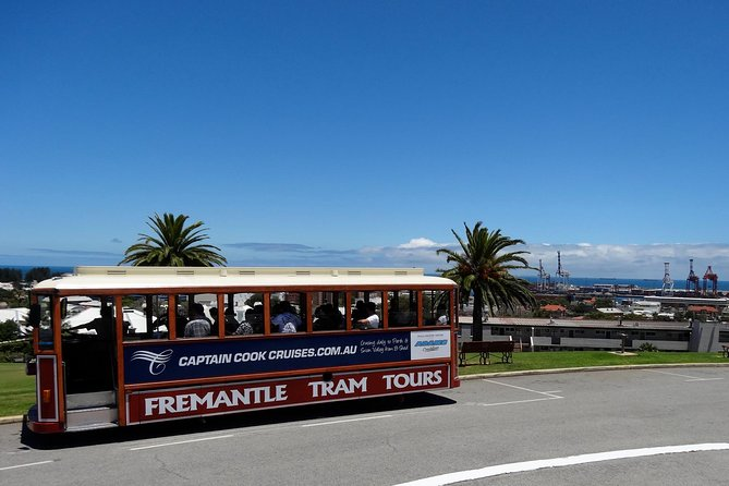 Perth Shore Excursion Fremantle Hop-On Hop-Off Tram Tour - Accommodation Yamba