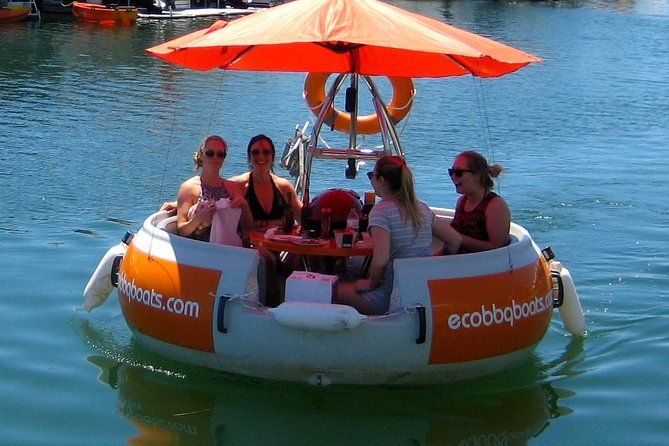 Self-Drive BBQ Boat Hire Mandurah - Group of 3 - 6 people - Accommodation Yamba