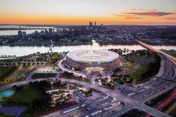 The Optus Stadium Tour - Accommodation Yamba