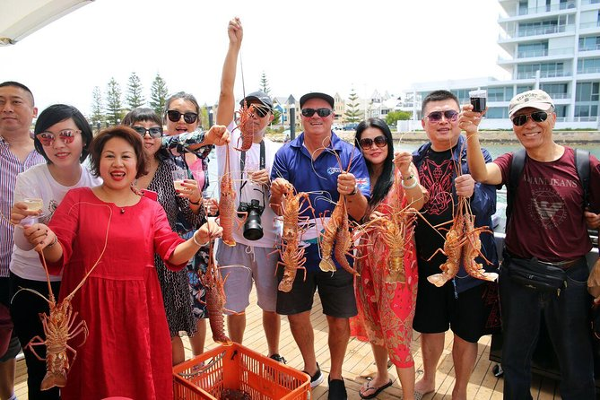 Mandurah Wild Seafood Adventure Cruise - Accommodation Yamba