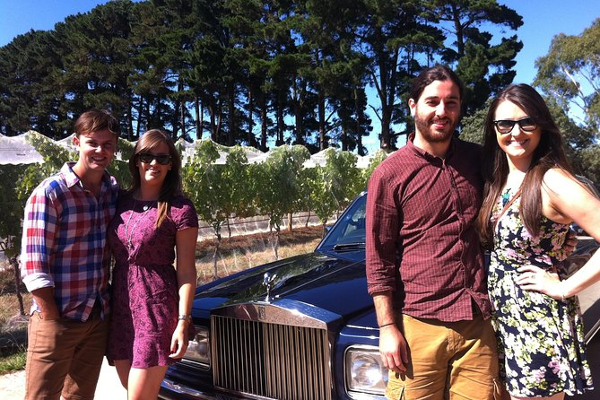 Private Winery Tour From Hobart In A Rolls Royce - Accommodation Yamba