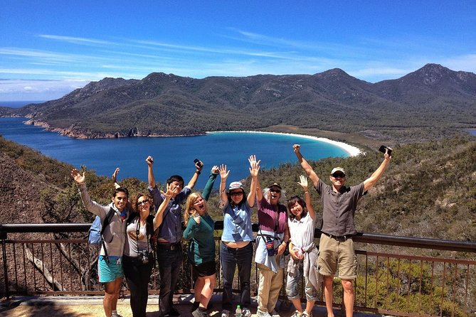 Wineglass Bay and Freycinet National Park Active Day Trip from Hobart - Accommodation Yamba