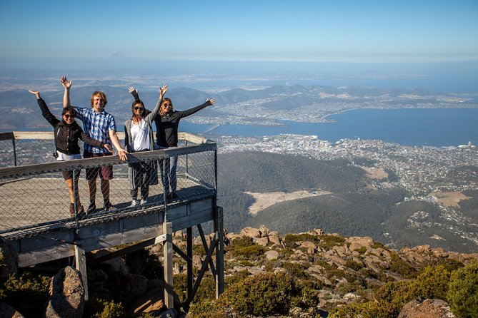 Mt Field National Park Active Day-Trip Including Bonorong and Mt Wellington - Accommodation Yamba