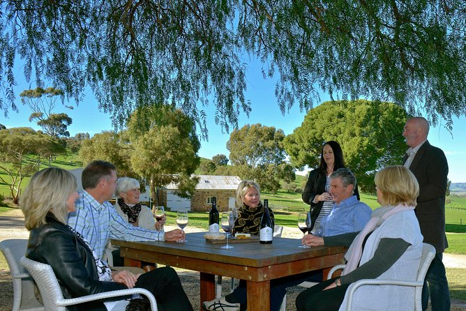 Small-Group Barossa Valley Food and Wine Tour - Accommodation Yamba