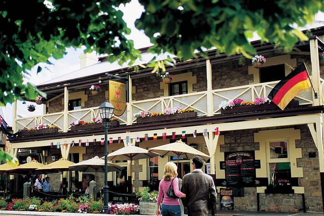 Adelaide Hills and Hahndorf Half-Day Tour from Adelaide - Accommodation Yamba