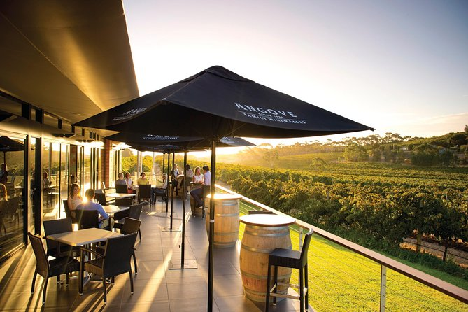 McLaren Vale Hop-On Hop-Off Winery Tour from Adelaide - Accommodation Yamba