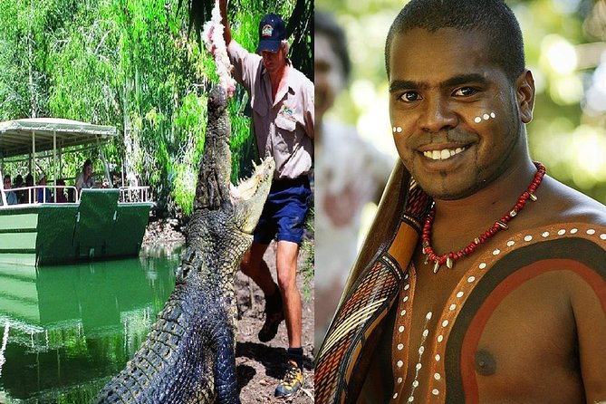 Hartley's Crocodile Adventures and Tjapukai Cultural Park Day Trip from Cairns - Accommodation Yamba