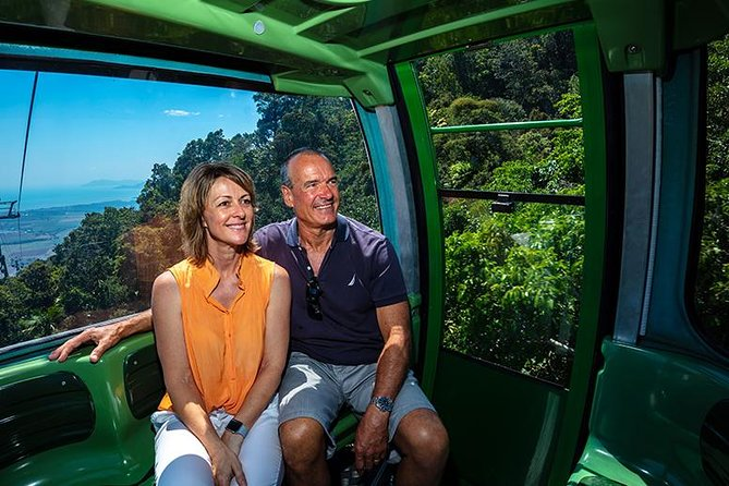 Skyrail Rainforest Cableway Day Trip from Palm Cove - Accommodation Yamba